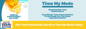 Remember to take medications on time